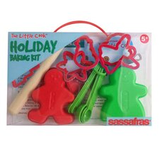 <strong>Sassafras</strong> The Little Cook Holiday Basic Baking Kit