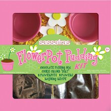 <strong>Sassafras</strong> Flower Pot Pudding Kit