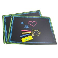 Chalkboard Placemats (Set of 2)