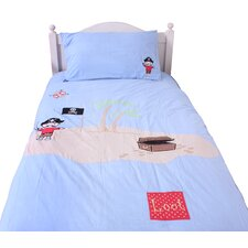 Pirate Duvet Set