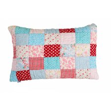 Tea Party Matilda Quilted Housewife Pillowcase