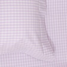Oxford Pillowcase in Lilac