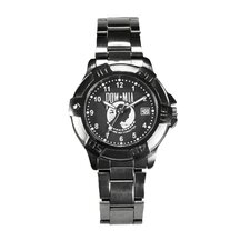 Military Watch in Gun Metal