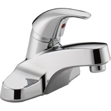 <strong>Peerless Faucets</strong> Centerset Bathroom Faucet with Single Handle