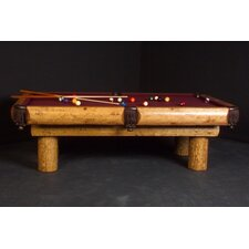 Pine Ponderosa 8' Pool Table