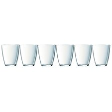 The Must 6 Piece Long Wine Goblet Set