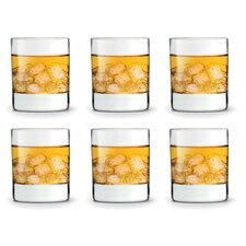 Tasty 6 Piece Whisky Glass Set