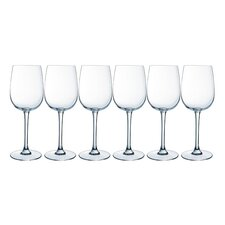 Versailles 6 Piece Wine Glass Set