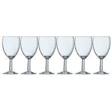 The Must 6 Piece Wine Glass Set