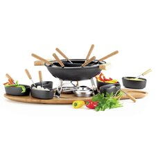 24 Piece Fondue Set
