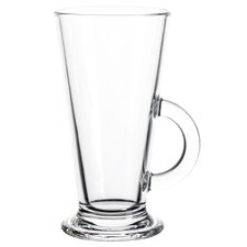 Hot 2 Piece Irish Coffee Glass Set