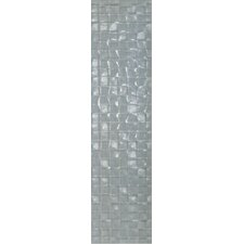 "Cubale 12"" x 12"" Glass Gloss Tile in Arctic Ice"