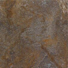 "12"" x 12"" Glazed Porcelain Field Tile in Rustic"