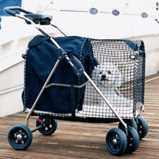 <strong>Kittywalk Systems</strong> 5th Avenue SUV Standard Pet Stroller