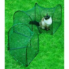 <strong>Kittywalk Systems</strong> Curves Pet Play Enclosure (Set of 4)