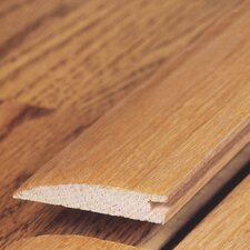 "<strong>Moldings Online</strong> 0.47"" x 2"" Solid Bamboo Horizontal Reducer in Unfinished"