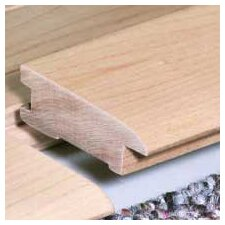 "0.75"" x 2.26"" Solid Hardwood Brazilian Cherry Reducer Bilevel in Unfinished"