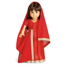 <strong>Carpatina</strong> American Girl Dolls Indian Sari Outfit Only