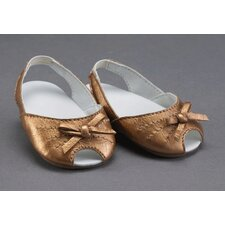 <strong>Carpatina</strong> American Girl Dolls Open Toe Shoes