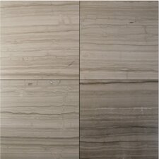 "Haisa Marble 12"" x 6"" Field Tile in Haisa Dark"
