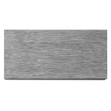 "Basalt 15"" x 30"" Engraved Field Tile"