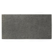 "Basalt 15"" x 30"" Etched Field Tile"