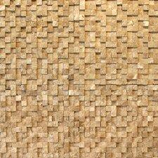 Cubist Marble Textured Mesh Mosaic in Du Champ