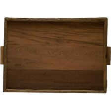 Reclaimed Wood Rectangular Serving Tray