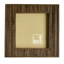 Wooden Striped Picture Frame