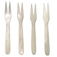 Shell Fork (Set of 4)