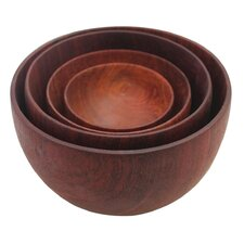 4 Piece Bowl Set