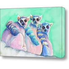 Cousins Series LeLiLo 8 x 10 Wrap Canvas