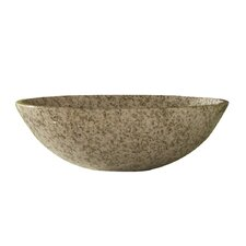 <strong>Kaco International</strong> Gold Hill Granite Round Vessel Bathroom Sink