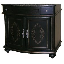 "<strong>Kaco International</strong> Arlington 36.7"" Two Door Bathroom Vanity Base"