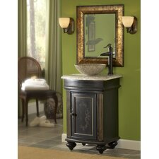 "Arlington 24"" Square Vanity Set"