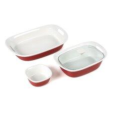 Etch 4 Piece Bakeware Set