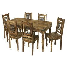Jaitu 7 Piece Dining Set