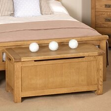 Woodville Blanket Box