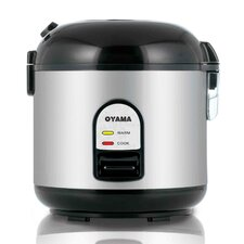 <strong>Oyama</strong> 5 Cup Rice Cooker, Warmer and Steamer