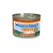 Limited Ingredient Diets Sweet Potato and Fish Formula Wet Dog Food (Set of 12)