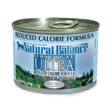 Reduced Calorie Formula Wet Dog Food
