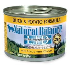 Limited Ingredient Diets, Duck and Potato Formula Canned Dog Food