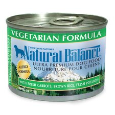 Vegetarian Formula Wet Dog Food