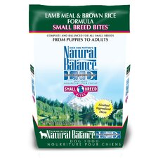 Limited Ingredient Diets Lamb and Brown Rice Small Breed Bites Dry Dog Food