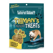 Tillman's Chicken and Vegetable Formula Dog Treats