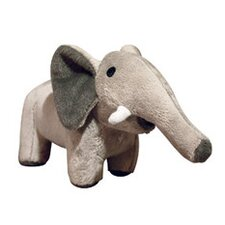 <strong>Tuffy's Pet Foods</strong> VIP Mighty Junior Safari Elephant Dog Toy