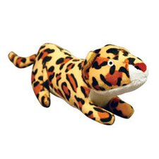 VIP Mighty Junior Safari Leopard Dog Toy