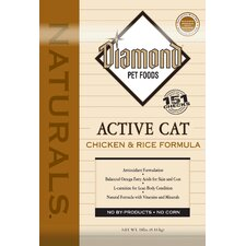 <strong>Diamond Pet Food</strong> Natural Active Cat Food
