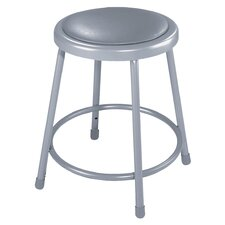 <strong>National Public Seating</strong> Stool with Footring