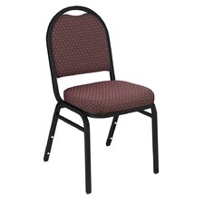 <strong>National Public Seating</strong> Series 9200 Dome-Back Stacker Chair